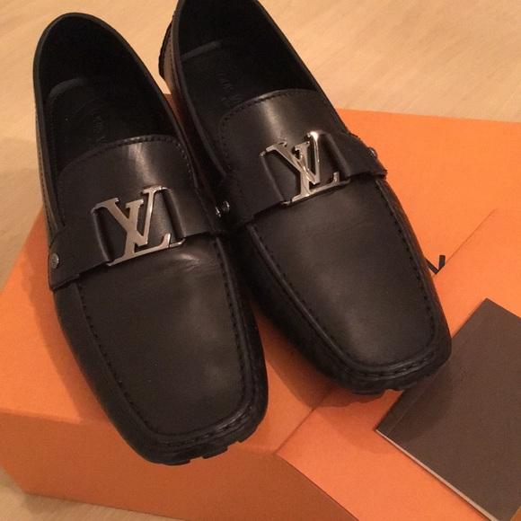 b5d87f19149c Mens Louis Vuitton Monte Carlo Shoes